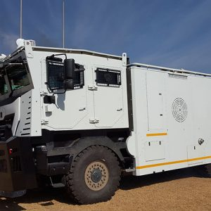Anti Riot Vehicle 6×6