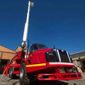 Bronto Skylift Aerials are the leaders in aerial ladders