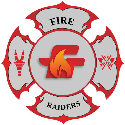 Fire Raiders Logo
