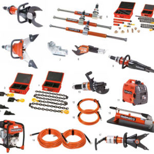 Advisory – Heavy Duty Rescue Set