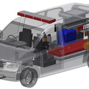 Paralance Mobile Unit