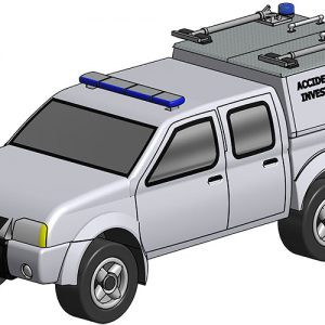Scene Safety Vehicle