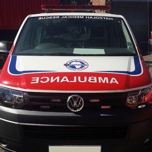 Medium Ambulance