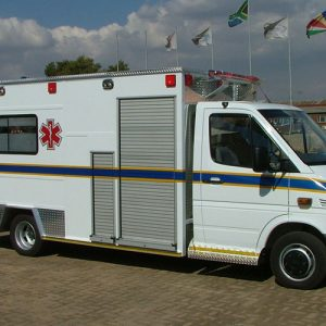 Heavy Ambulance