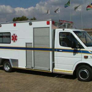 Heavy Ambulance