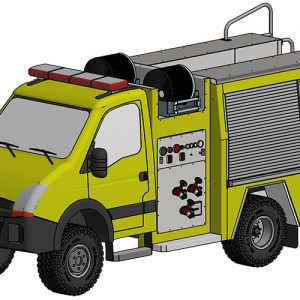 RIV Midship Pumper